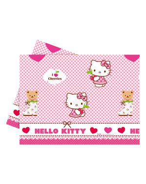 Hello Kitty Table Cover - Hello Kitty Hearts