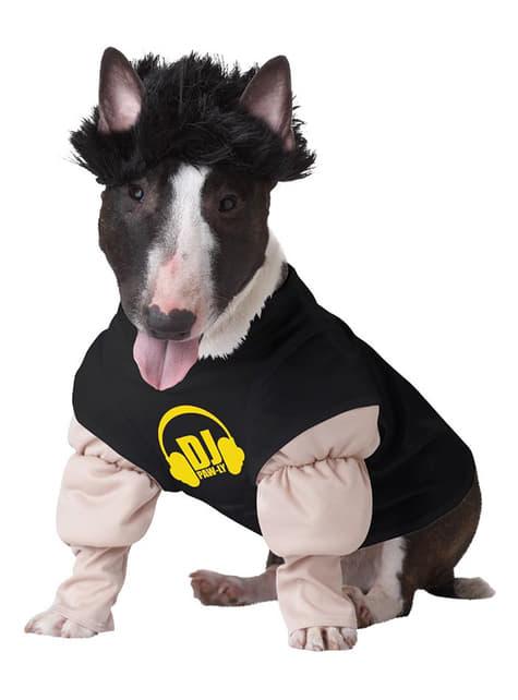 Hundekostüm DJ Pawly