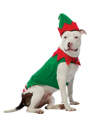 Elver kostume til hunde