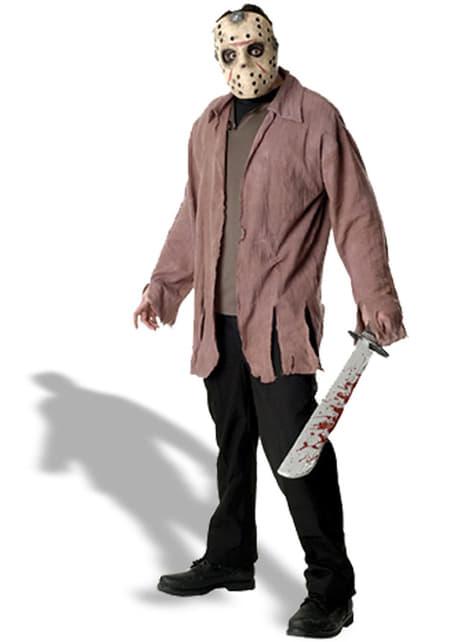Disfraz de Jason Voorhees Viernes 13