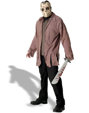 Jason Voorhees Friday the 13th Adult Costume
