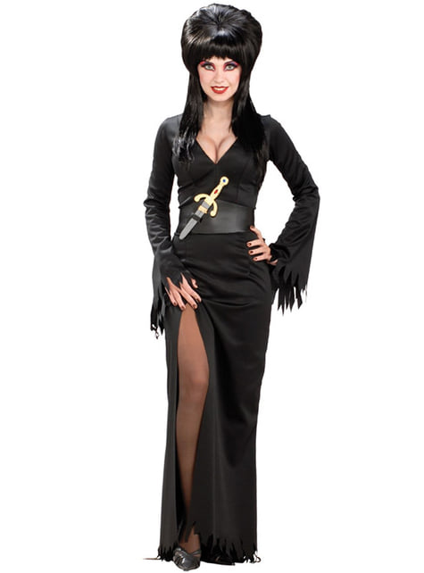 Elvira kostume Mistress of the Dark