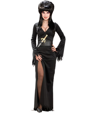 Elvira Mistress of the Dark Adult Costume