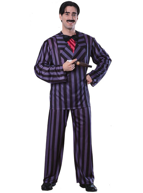 Гомес The Adams Family Adult Costume