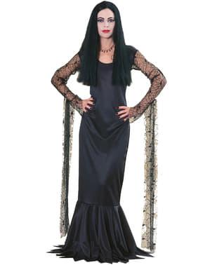 Morticia kostume Familien Addams