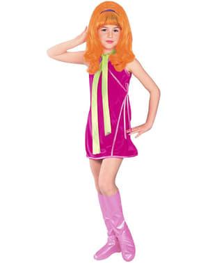 Mädchenkostüm Daphne aus Scooby Doo