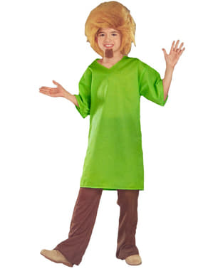 Fato de Shaggy de Scooby-Doo para menino