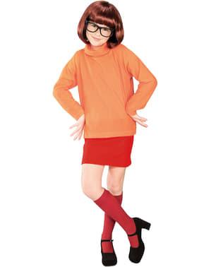 Velma Scooby-Doo kostuum voor meisjes