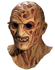 Mscaras Halloween de terror Caretas de miedo realistas Funidelia