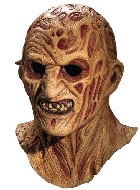 Deluxe Freddy Krueger maske