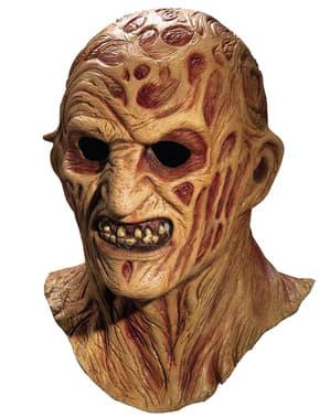 Maske von Freddy Krueger Deluxe