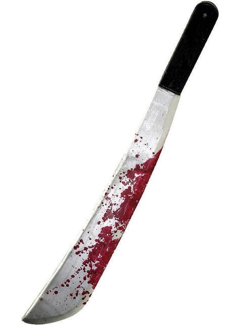 Jasonova mačeta (Pátek 13)