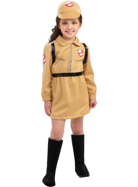 Disfraz de Cazafantasmas Classic para niña