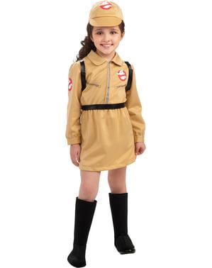 Costume Acchiappafantasmi da bambina