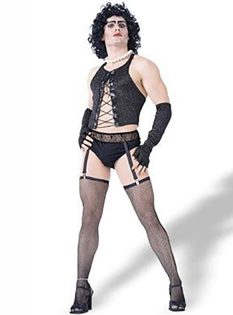 Costume da Doctor Frank The Rocky Horror Picture Show