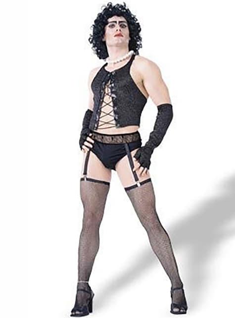 Д-р Франк от The Rocky Horror Picture Show Възрастен костюм