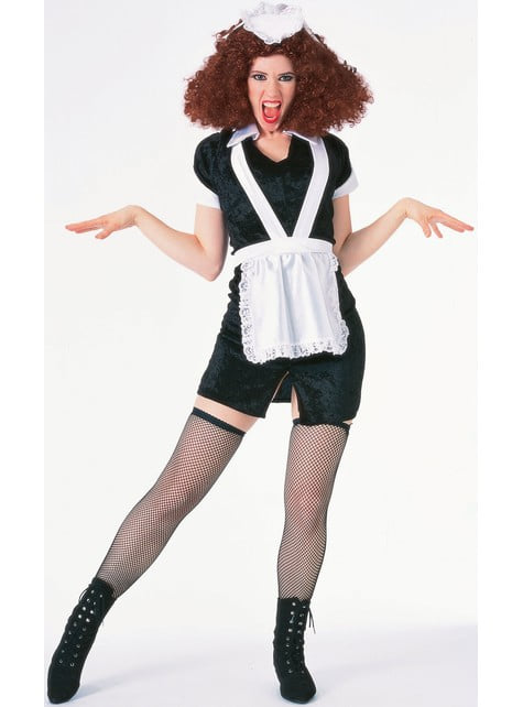 Magenta Costume from The Rocky Horror Picture Show
