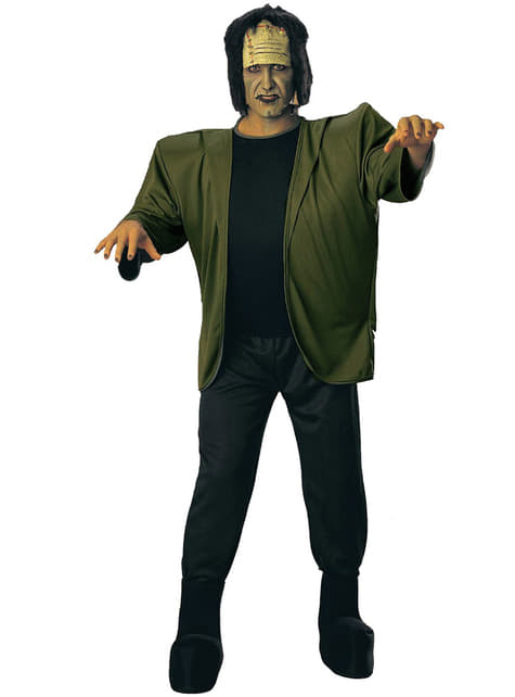 Kostým pro dospělé Frankenstein (Universal Studios Monsters)