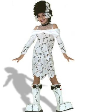 Costume Frankie Universal Studios Monsters da bambina