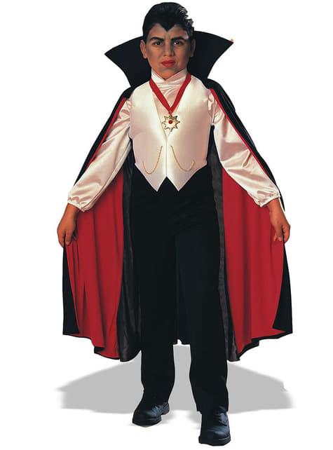 Universal Studioiden Hirviöt Dracula -asu lapsille