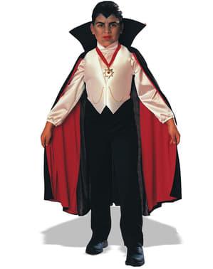 Fato de Drácula de Universal Studios Monsters para menino