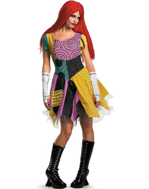 bcdb9a6c930a9 The Nightmare Before Christmas costumes: Sally and Jack | Funidelia