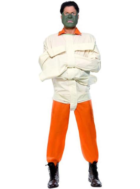 Disfraz de Hannibal Lecter