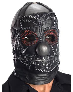 Schwarze Slipknot Maske