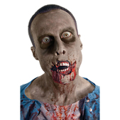 Prótesis de boca zombie The Walking Dead