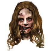 Máscara Zombie Bloody Marie The Walking Dead