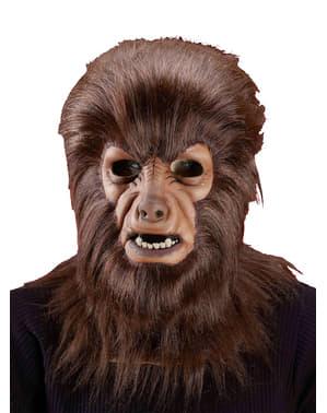 Máscara de El Hombre Lobo Universal Studios Monsters