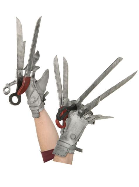 Saksikäsi Edwardin kädet