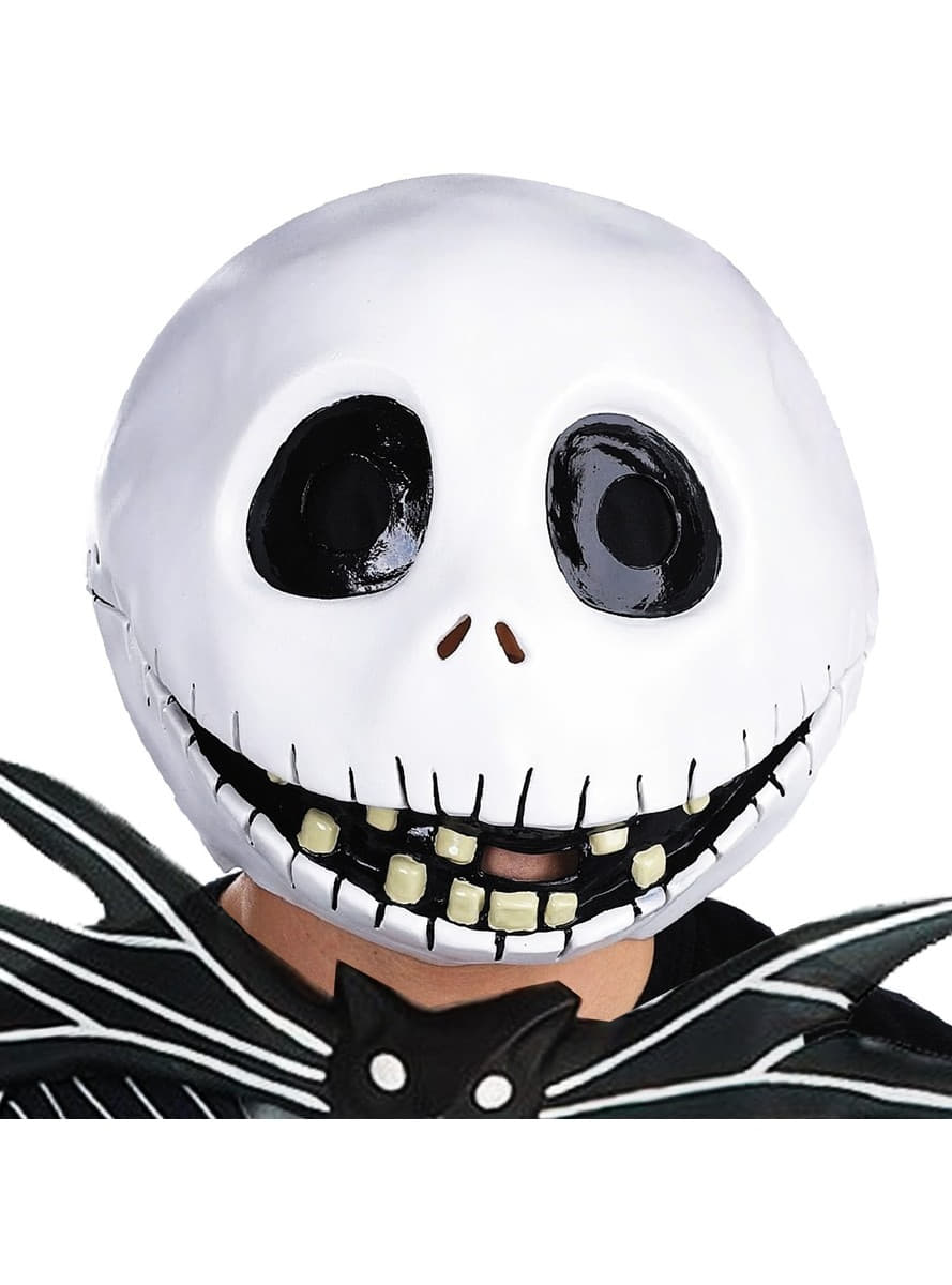Jack: A Nightmare Before Christmas Mask. The coolest | Funidelia