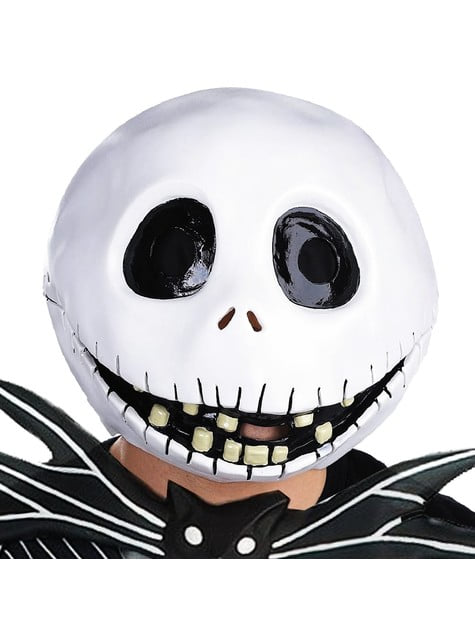 Jack fra Nightmare before Christmas maske
