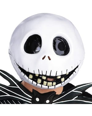 The Nightmare Before Christmas Jack Mask