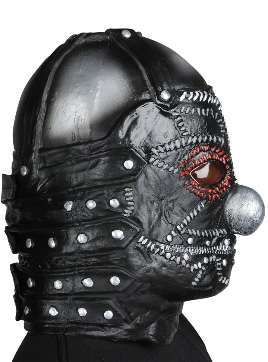 Slipknot Black Clown Mask The Coolest Funidelia
