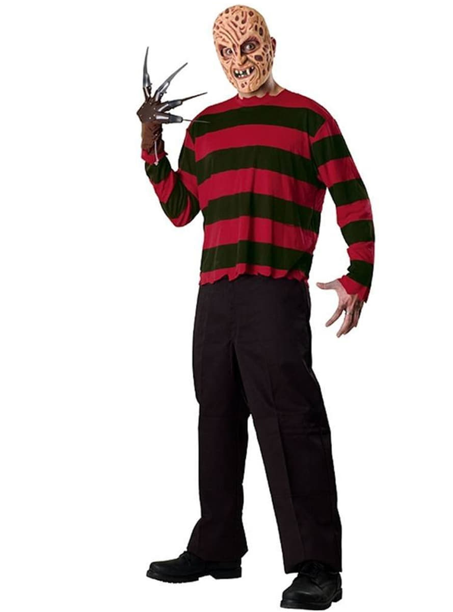Freddy Krueger Adult Costume. The coolest | Funidelia