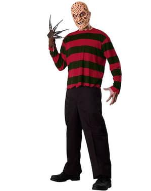 Fato de Freddy Krueger