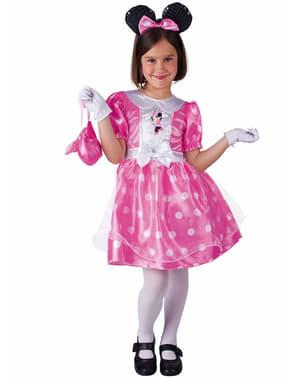 Klassisches Minnie Kostüm rosa