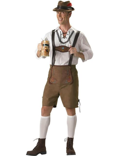 Disfraz de Tirolés Hansel Élite