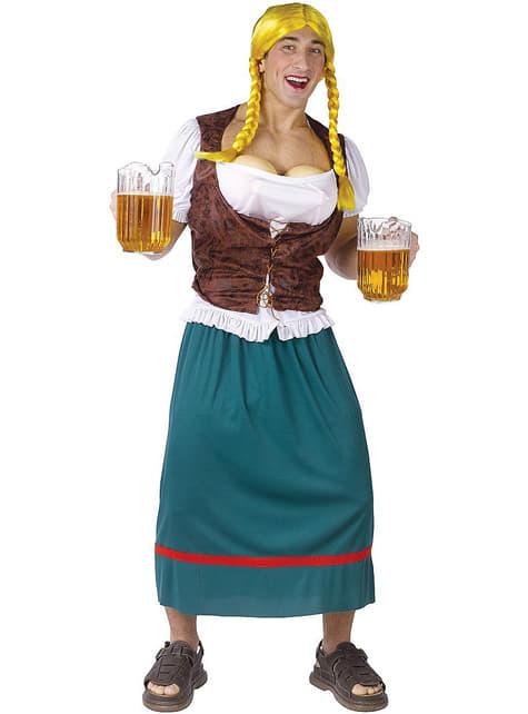 Pánský kostým jódler