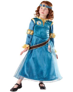Disfraz de Mérida Brave Deluxe para niña