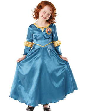 Merida Brave Kids Costume