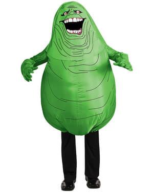 Ghostbusters Slimer kostuum voor jongens