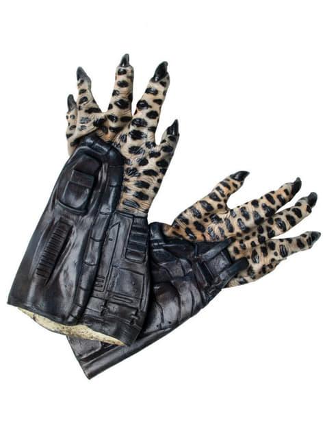 Έκδοση του Predator Hands 2010