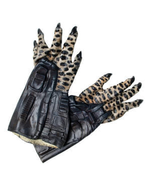 Версия Predator Hands 2010