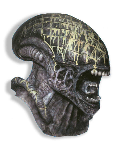 Mask Alien från Alien vs Predator