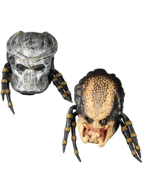 Predator Double Mask Alien vs Predator