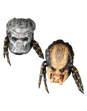 Dobbel Predator maske fra Alien vs Predator