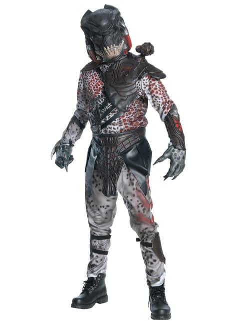 Розкішний костюм Хижака Версії 2010 для дорослих